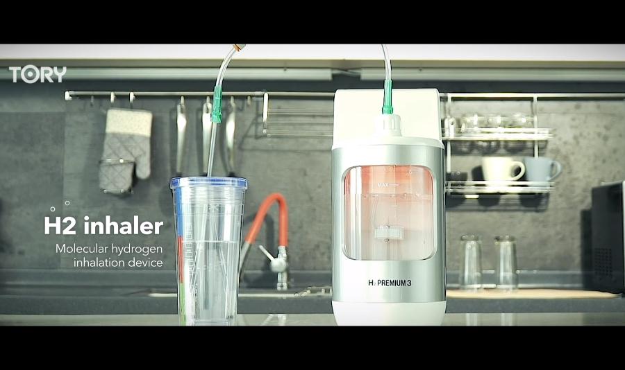 수소 발생기 업계에서 가장 높은 수준의 기술력!