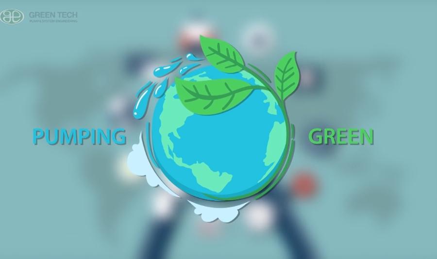 깨끗한 물관리로 환경과 생명을 살리는 기업