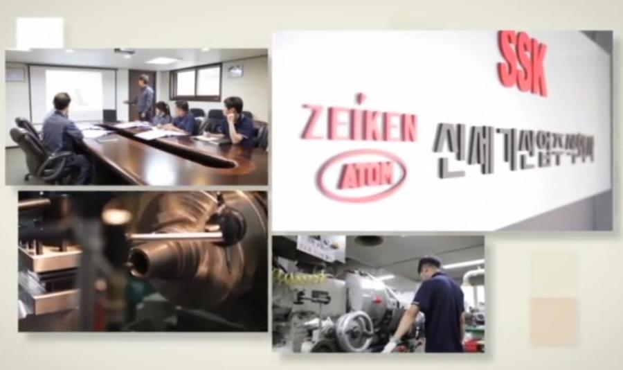 Tool Holder 산업을 선도하는 세계적인 우량기업